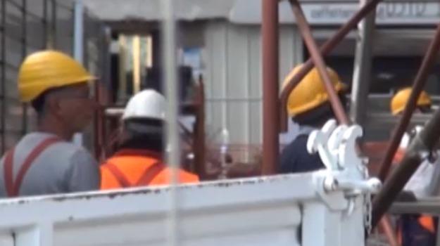 anello ferroviario palermo, Tecnis, Palermo, Economia