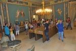 """""""Notte reale"""" a Palazzo dei Normanni di Palermo: 15 mila visitatori fra tesori in mostra e musica"""