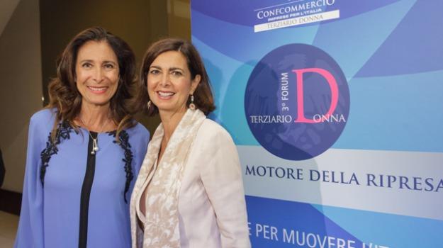 confcommercio, forum, terziario donna, Sicilia, Economia