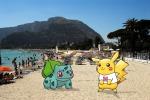 A caccia di Pokemon lungo la spiaggia di Mondello: come partecipare