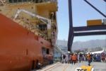 Sbarco di migranti, a Palermo ne arrivano 1040