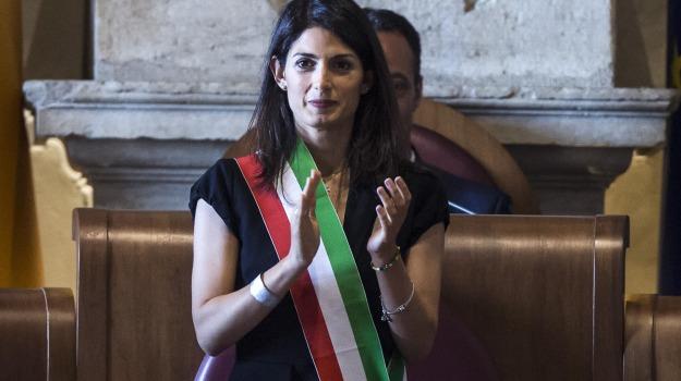 campidoglio, m5s, roma, Virginia Raggi, Sicilia, Politica