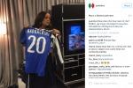 Rihanna tifosa della Juventus: in maglia bianconera omaggia Marchisio - Video