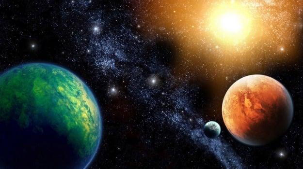 pianeti, sistema solare, Sicilia, Società