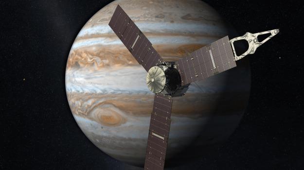 giove, Juno, sonda, spazio, Sicilia, Cronache tra le Stelle