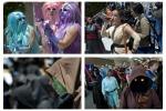 Tutti pazzi per i fumetti, cosplay di Star Wars irrompono a San Diego - Foto