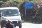 Scontro sulla statale a Bagheria: il luogo dell'incidente - Video