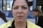 """Femminicidio, polizia in piazza: """"Passo giusto"""""""