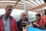 Palermo, ecco il primo acquisto. Zamparini presenta Rajkovic: in questi giorni altri arrivi - Video