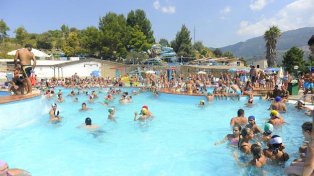 lavoratori in nero acquapark, lavoro nero acquapark, Palermo, Cronaca