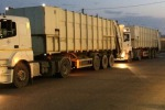 I rifiuti di San Vito a Castelvetrano: per le strade meno spazzatura