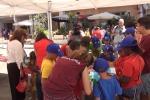 In via D'Amelio flash mob dei bambini per ricordare le vittime - Video