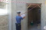 Abusi edilizi, denunciate sette persone ad Alia e Castronovo di Sicilia