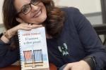 """""""L'amore a due passi"""", Catena Fiorello presenta il libro a Favignana"""