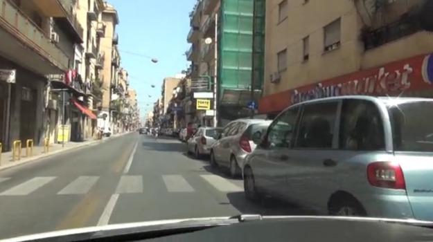 doppia fila, multe, TRAFFICO, Palermo, Cronaca