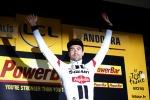 Tour, Dumoulin vince sotto la grandine: si ritira Contador