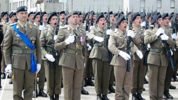 lavoro esercito, lavoro forze armate, lavoro guardia di finanza, Sicilia, Economia