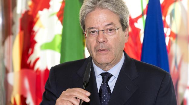 governo, imprenditori, premier, Catania, Politica