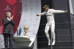 F1: Hamilton vince il Gp di Gran Bretagna, quinto Raikkonen