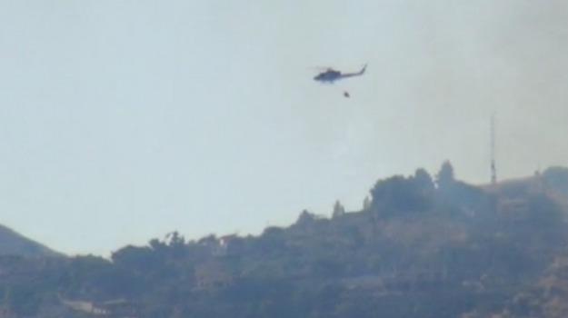 incendi, roghi, San Leone, Agrigento, Cronaca