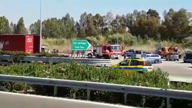 incidente autostrada, palermo-mazara del vallo, Trapani, Cronaca