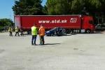Lo scontro, l'auto accartocciata e i soccorsi: le sequenze dell'incidente sulla Palermo-Mazara - Foto