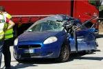 Venerdì di sangue per le strade siciliane: cinque vittime in dodici ore