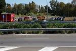 Auto contro tir, tre morti sulla A29: tra le vittime un ragazzo di 15 anni