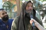 Biagio Conte a Catenanuova, testimonianza di fede