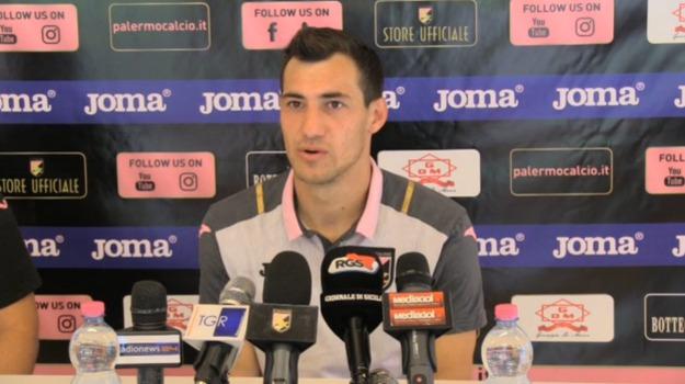 Calcio, palermo calcio, SERIE A, Mato Jajalo, Palermo, Qui Palermo