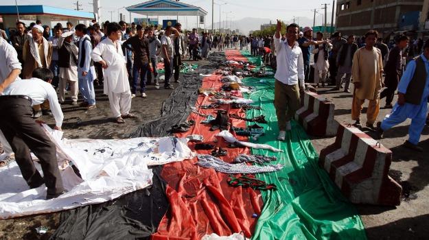iraq, Kabul, terrorismo, Sicilia, Mondo
