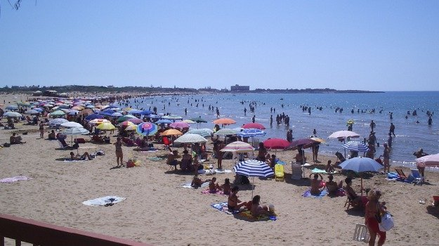 Spiaggia Marina di Modica, Ragusa, Cronaca