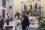 Fiori d'arancio, si è sposato Luigi Ansaloni
