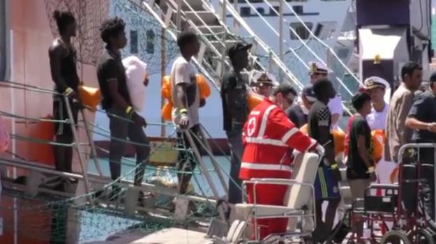 migranti, sbarchi, Sicilia, Migranti e orrori
