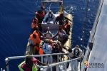 Migranti, soccorsi senza fine nel Canale di Sicilia: cinquemila persone in tre giorni