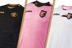 Ecco le nuove maglie del Palermo, domani la presentazione: prevista contestazione dei tifosi