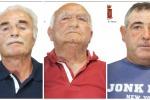 Mafia nell'Agrigentino, nomi e foto degli arrestati dell'operazione Icaro
