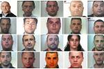 Droga e arresti sui Nebrodi, nomi e foto dei coinvolti