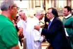 Cattolici e musulmani pregano insieme Cattedrale di Palermo simbolo di pace