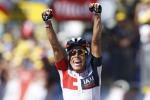 Tour de France, il colombiano Pantano vince la quindicesima tappa