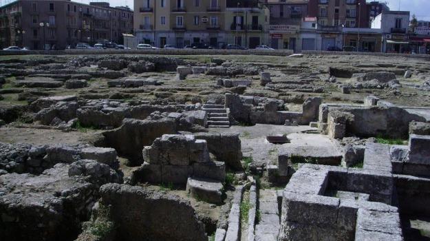 indagato vicesindaco Siracusa, piazza della vittoria Siracusa, sequestro area archeologica Siracusa, Siracusa, Cronaca