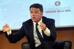 """Fisco, Renzi: """"Entro l'anno addio ad Equitalia"""""""