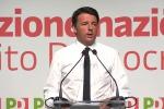"""No alle Olimpiadi a Roma, Renzi: """"Non si fermano le grandi opere ma si fermano i ladri"""""""