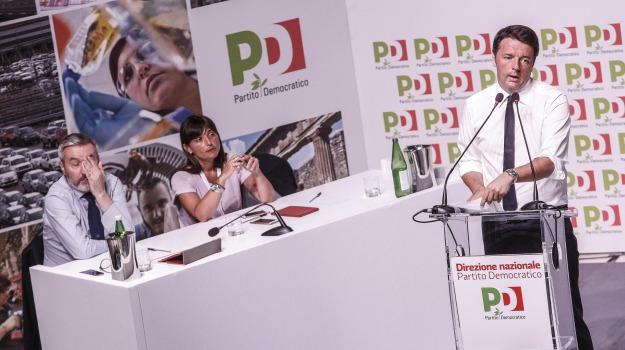 10 arresti, direzione, pd, Sicilia, La politica di Renzi