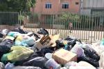 Cumuli di immondizia per le strade, ritorna l'emergenza rifiuti nel palermitano