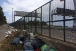 Emergenza rifiuti in Sicilia, ecco le strade di Carini - Video