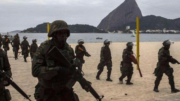 Brasile, Isis, Rio2016, terrorismo, Sicilia, Mondo