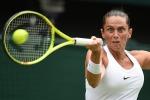 Vinci ko a Wimbledon, fuori l'ultima portacolori dell'Italia