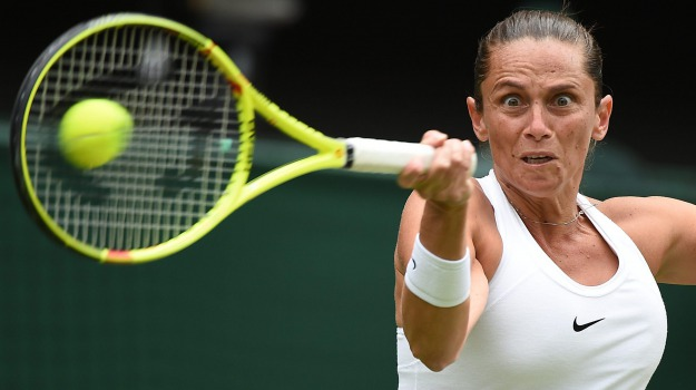 Tennis, Roberta Vinci, Sicilia, Sport