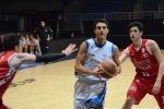 Brutta sconfitta per la Fortitudo Agrigento: trionfa Eurobasket 78 a 40